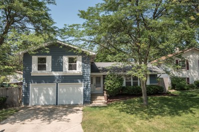 1320 Campbell Lane, Hoffman Estates, IL 60169 - #: 10463177