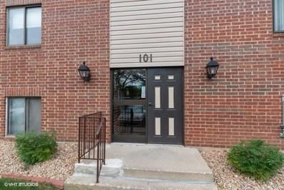 101 E Janata Boulevard UNIT 2A, Lombard, IL 60148 - #: 10463223