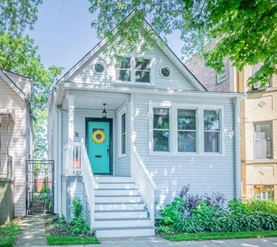 4023 N Sawyer Avenue, Chicago, IL 60618 - MLS#: 10463346