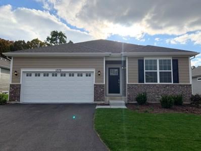 1370 Redtail Lane, Woodstock, IL 60098 - #: 10463763