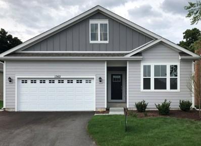 1360 Redtail Lane, Woodstock, IL 60098 - #: 10464365