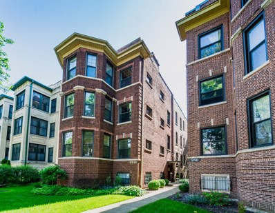 5815 N Winthrop Avenue UNIT G, Chicago, IL 60660 - #: 10464373