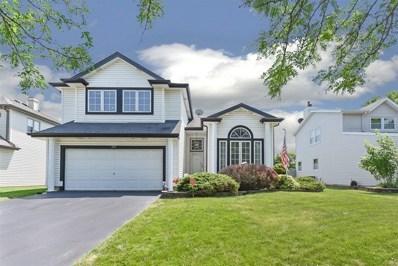 460 Woodhollow Lane, Bartlett, IL 60103 - #: 10464788