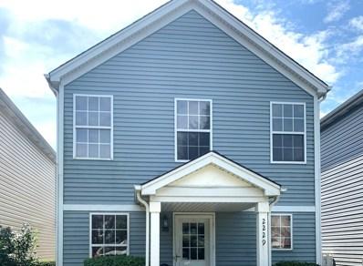 2229 Dalewood Court, Plainfield, IL 60586 - #: 10465396