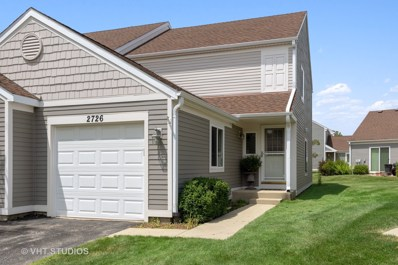 2726 Prairieview Lane S UNIT 2726, Aurora, IL 60502 - #: 10465739