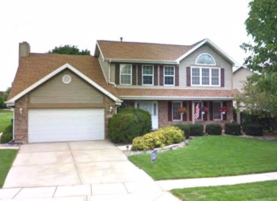 1549 Stefanie Lane, Bourbonnais, IL 60914 - MLS#: 10466397