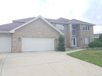 616 Sommersville Court, Matteson, IL 60443 - MLS#: 10467223