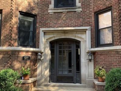 522 W Cornelia Avenue UNIT 2S, Chicago, IL 60657 - #: 10467864