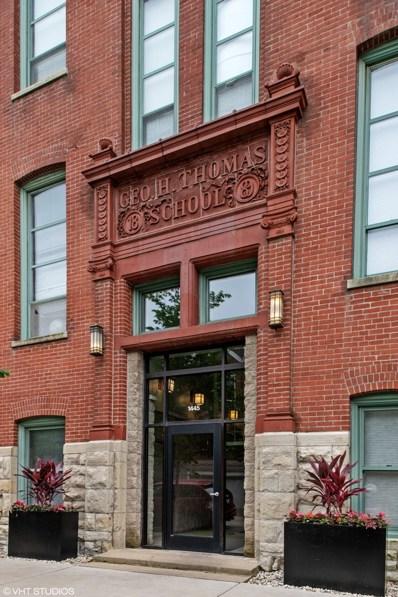 1445 W Belden Avenue UNIT 1E, Chicago, IL 60614 - #: 10468154