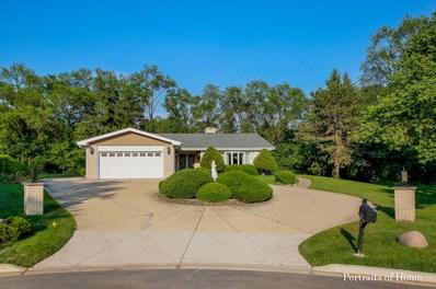 18W721  Avenue Chateaux N, Oak Brook, IL 60523 - #: 10468201
