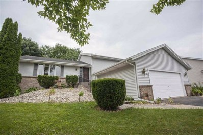 109 Ambrose Drive, Poplar Grove, IL 61065 - #: 10468233