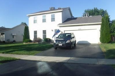 229 Saratoga Lane, Romeoville, IL 60446 - #: 10468493