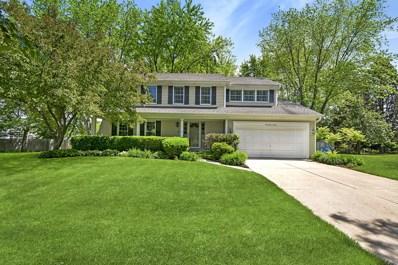 1716 Cedar Glen Court, Libertyville, IL 60048 - #: 10468500