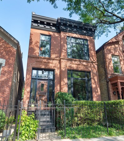 1913 N Bissell Street N, Chicago, IL 60614 - #: 10468504