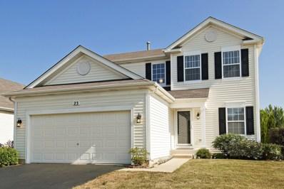 23 E Hague Drive, Antioch, IL 60002 - #: 10468535