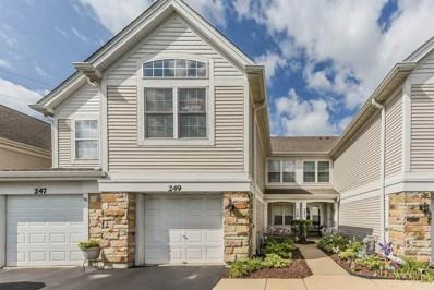 249 Concord Lane, Carol Stream, IL 60188 - #: 10468662