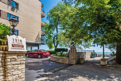 1316 W Fargo Avenue UNIT 510, Chicago, IL 60626 - MLS#: 10468731