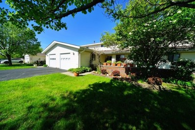 1040 Cranbrook Drive, Schaumburg, IL 60193 - #: 10468951