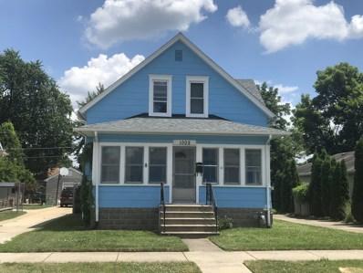 1002 Clement Street, Joliet, IL 60435 - #: 10469113