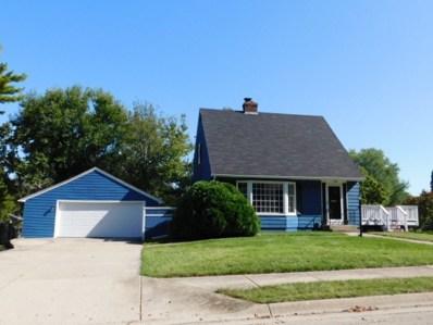 1305 James Avenue, Rockford, IL 61107 - #: 10469204