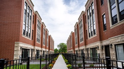 2241 W Coulter Street UNIT 4, Chicago, IL 60608 - #: 10469496