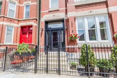 1326 W Huron Street UNIT 4, Chicago, IL 60642 - #: 10469616
