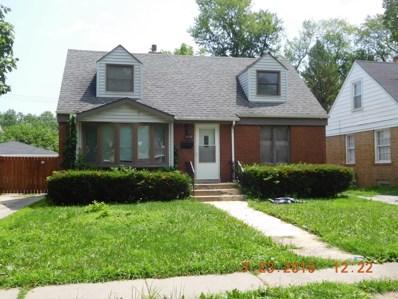 14155 Calumet Avenue, Dolton, IL 60419 - #: 10469877