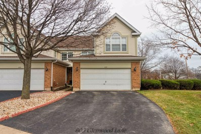 605 Glenwood Lane, Lombard, IL 60148 - #: 10470206