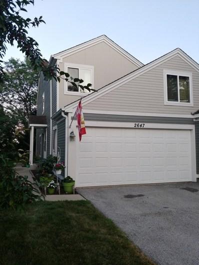 2647 Prairieview Lane S, Aurora, IL 60502 - #: 10470355