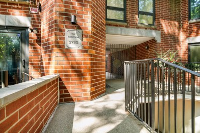 2736 N Hampden Court UNIT 105, Chicago, IL 60614 - #: 10470604