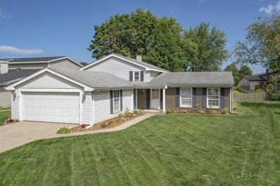1117 Greenridge Road, Buffalo Grove, IL 60089 - #: 10472006