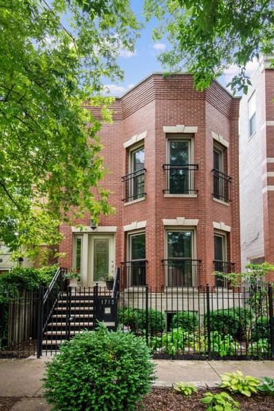 1715 N Hoyne Avenue, Chicago, IL 60647 - #: 10472155