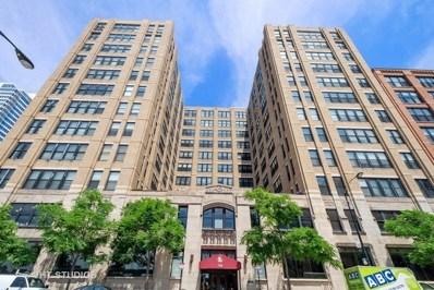 728 W Jackson Boulevard UNIT 617, Chicago, IL 60661 - #: 10472222