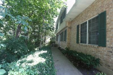 1321 Laurel Oaks Drive, Streamwood, IL 60107 - #: 10472933