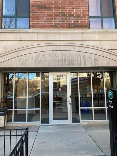 1440 S Wabash Avenue UNIT 201, Chicago, IL 60605 - #: 10472997