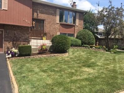 648 W Sable Drive, Addison, IL 60101 - #: 10473228