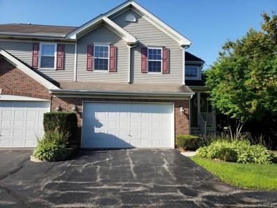 6 STONEGATE Lane UNIT 0, Streamwood, IL 60107 - #: 10473564