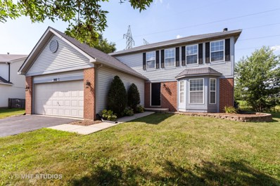 202 Tanager Court, Romeoville, IL 60446 - #: 10474240