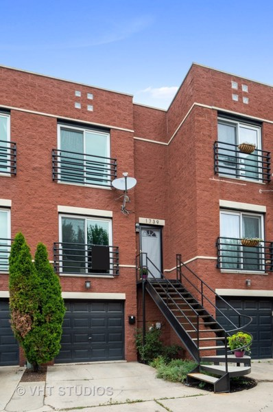 1739 N Wilmot Avenue, Chicago, IL 60647 - #: 10474273