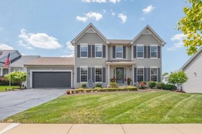 1321 Walnut Ridge Drive, Montgomery, IL 60538 - #: 10474765