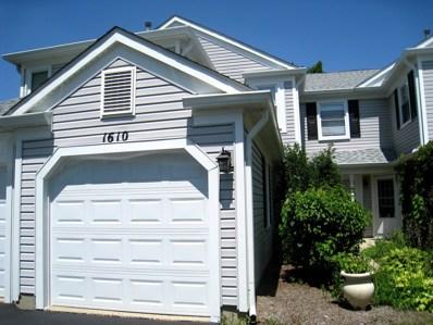 1610 Vermont Drive UNIT 1, Elk Grove Village, IL 60007 - #: 10475129