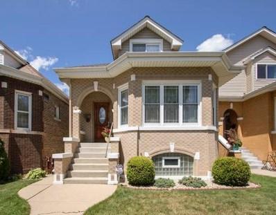 5724 W Cullom Avenue, Chicago, IL 60634 - #: 10475137