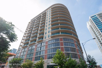 340 W Superior Street UNIT 1201, Chicago, IL 60654 - #: 10475316