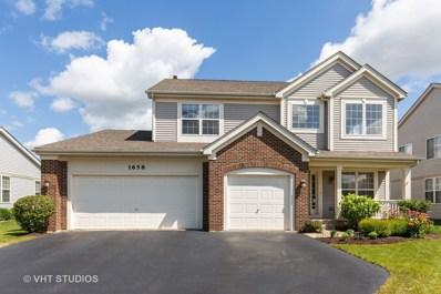 1658 Montclair Drive, Elgin, IL 60123 - #: 10475763