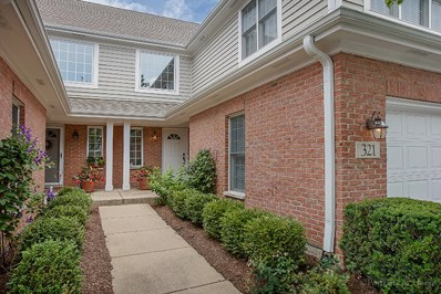 321 Turnberry Lane, Glen Ellyn, IL 60137 - #: 10475770