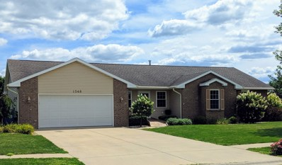1548 Amhurst Way, Bourbonnais, IL 60914 - MLS#: 10476574