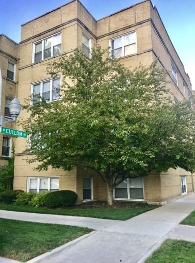 3122 W Cullom Avenue UNIT 3, Chicago, IL 60618 - #: 10476778