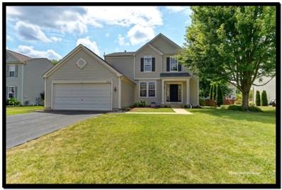 25035 Edison Lane, Plainfield, IL 60585 - #: 10477387