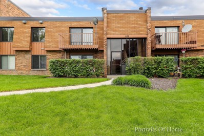 635 Limerick Lane UNIT 2C, Schaumburg, IL 60193 - #: 10477400