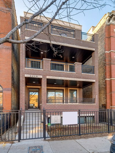 2218 N Halsted Street UNIT 2, Chicago, IL 60614 - #: 10477678